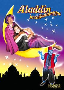 Aladdin ja taskulamppu, kuva