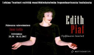 Edith Piaf - Sydämeni laulut, kuva