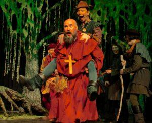 Robin Hood -Sherwoodin sankari