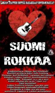 Suomi rokkaa, kuva