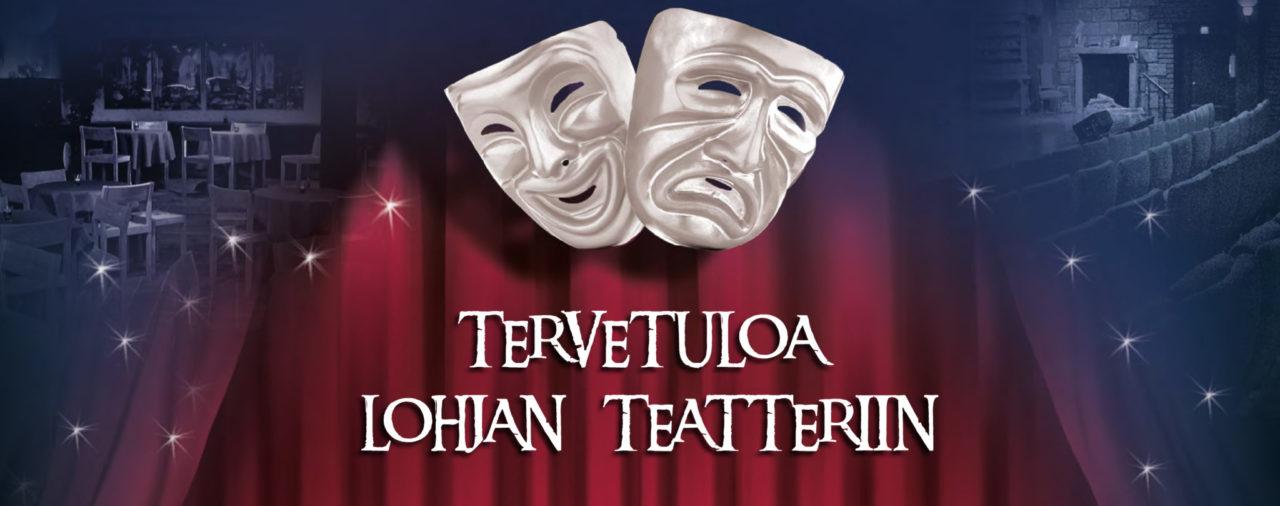 Lohjan Teatterin teatterinaamiot, kuva