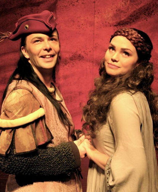 Robin Hood näytelmän, kuva