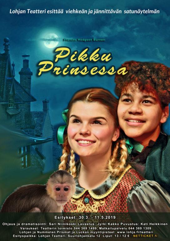 Pikku Prinsessa, kuva