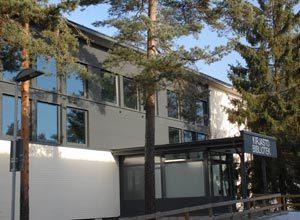 Kuva Mäntynummen kirjastosta