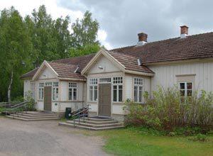 kuva Sammatin kirjastosta