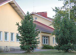 kuva Virkkalan kirjastosta