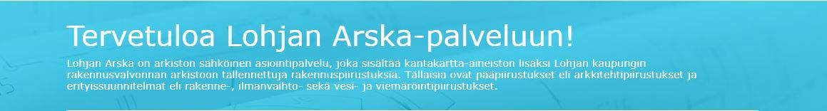 Arska Palvelu