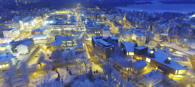 Lohjan kaupunki, kuva: Tomi Parviainen