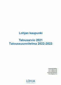Talousarvio 2021